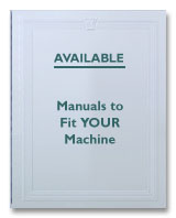 Bernina Service Manual