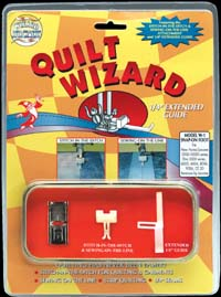 (Low Shank) Quilt Wizard Kit    Part # W-2  Click for model info.    (DISCONTINUED....NO LONGER AVAILABLE)