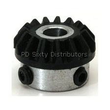 Lower Horizontal Shaft Gear (Right Side) # 163996 Click for model info.