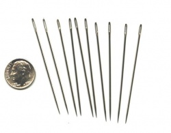 Darning Needles 10 pack Hand sewing needles!