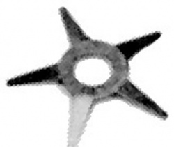 Bobbin Case Star # 490468LB (Large)
