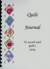 A very Quilting  Journal
