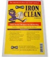 Bo-Nash Iron Clean Cleaning Cloths 10/Pkg